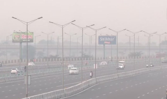 Delhi's air quality slips back into 'very poor' category