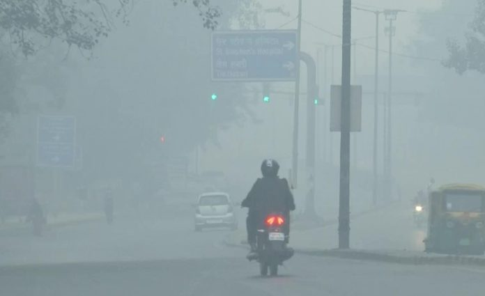 Air quality in Delhi-NCR remains 'severe' after Diwali